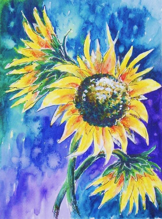 Sunflowers 1 - Image 0