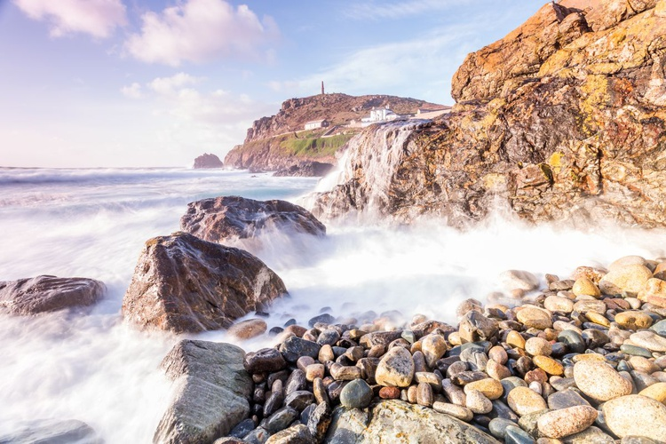 View over to Cape Cornwall - Image 0