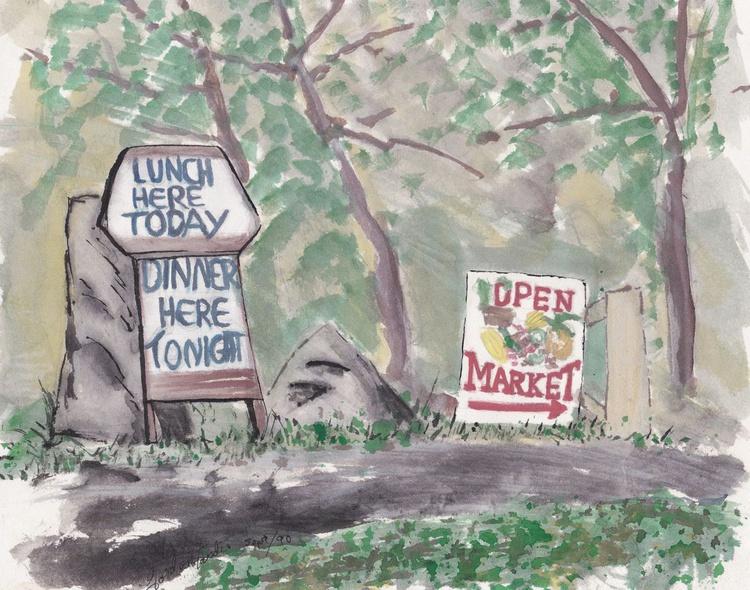 Open Market (untitled) - Image 0