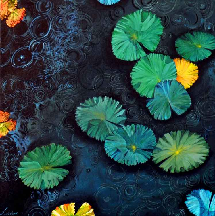 Lily pads 3# -