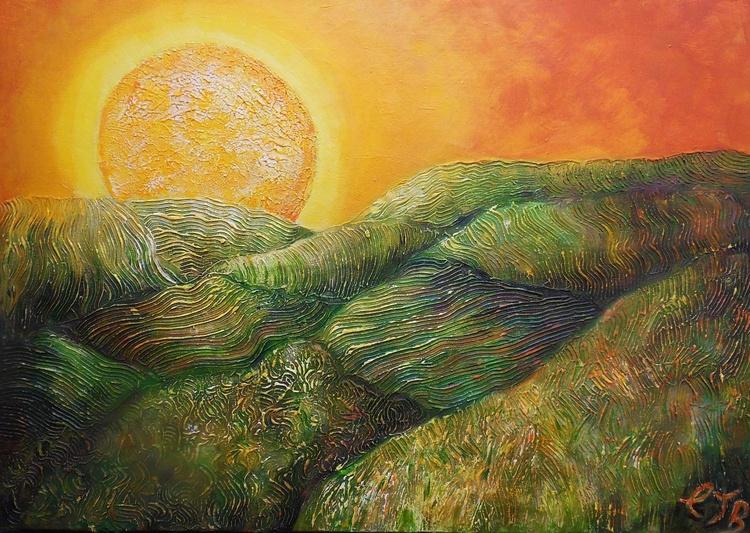 Rolling hills - Image 0