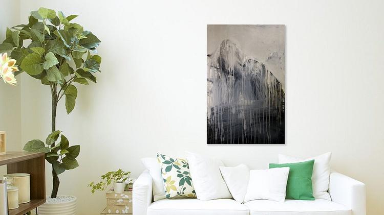 Human Tree | Original Painting | 91.4 x 61.0 | 2016 - Image 0
