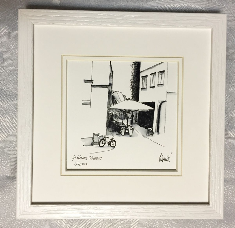 Framed - Street coffee bar - Image 0