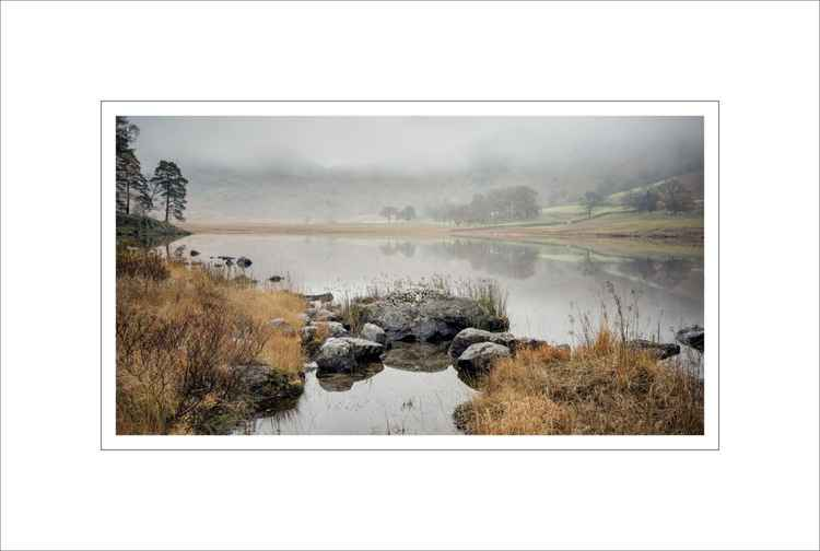 Blea Tarn Autumn -