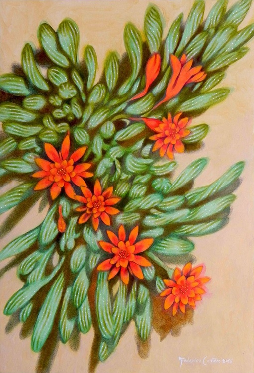 red flowers - Image 0