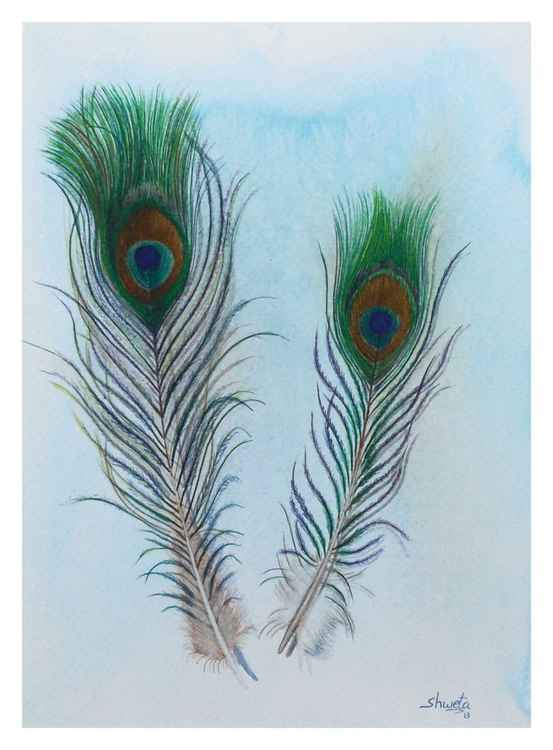 Two Feathers -