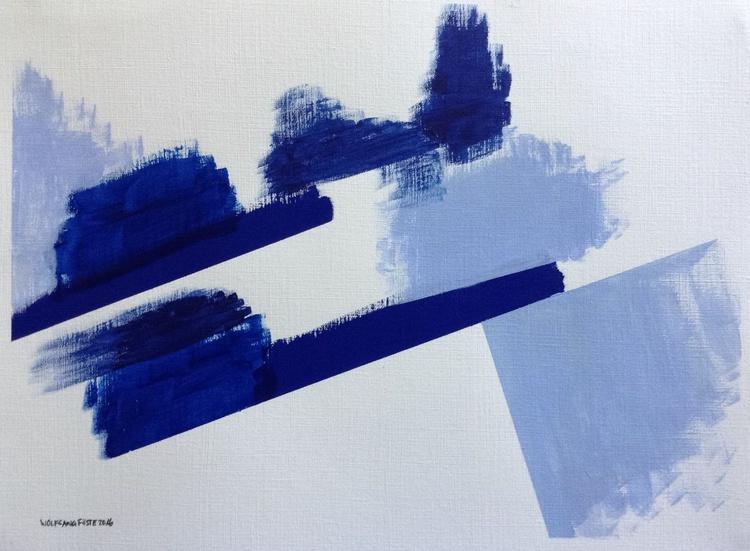Blue balance - Image 0