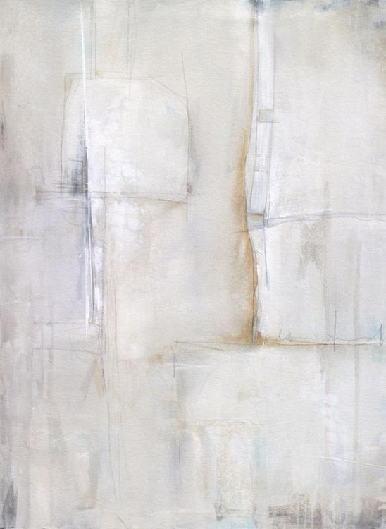 WHITE ON WHITE - Image 0