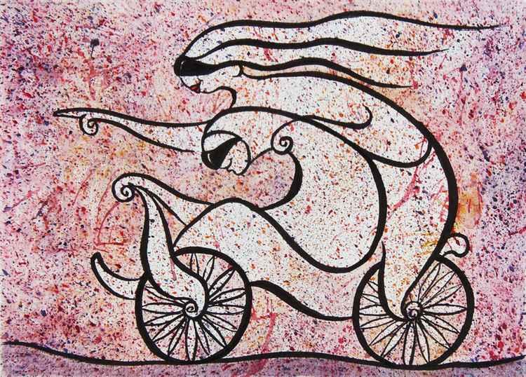 Ciclistas -
