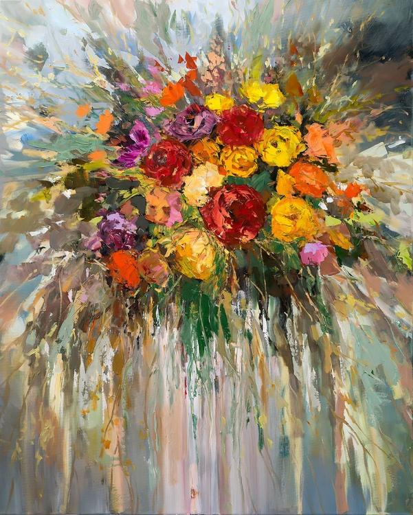 'Spring Roses' - Image 0