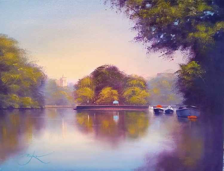Commission -River Thames -