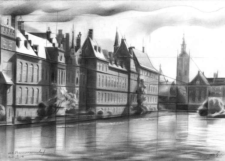 Het Binnenhof (The Inner Court) - 17-08-16 -