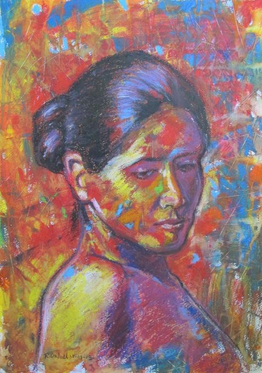 portrait of a woman - Image 0