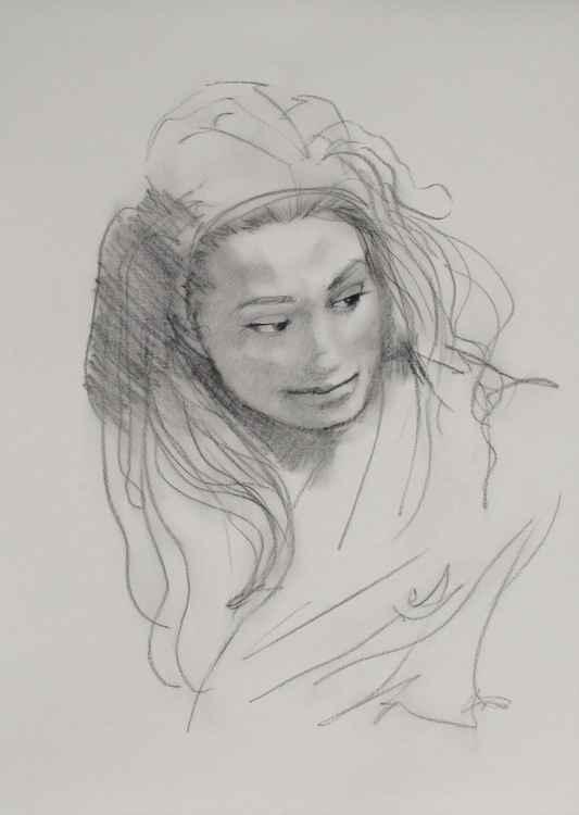 Portrait #G968 -