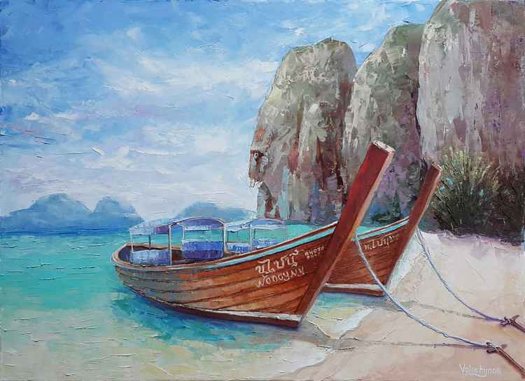 Thailand beach -