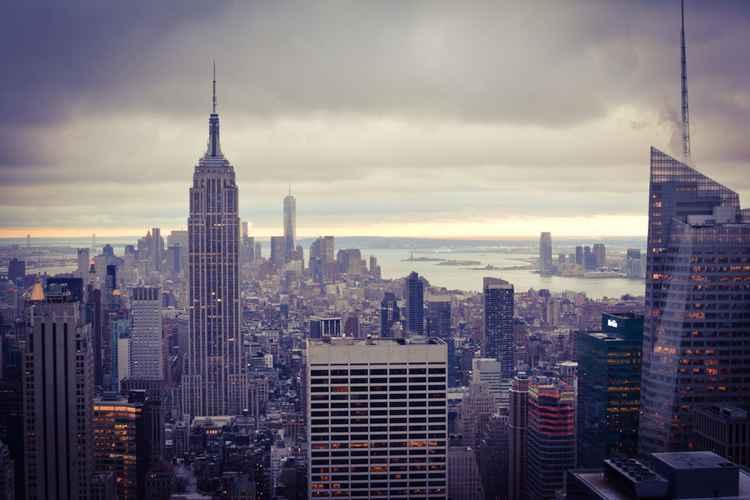Manhattan Sky -