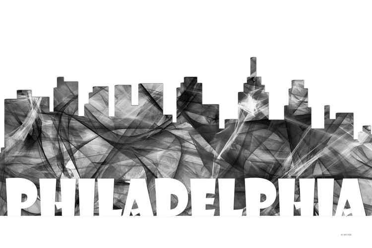 Philadelphia Skyline BG2