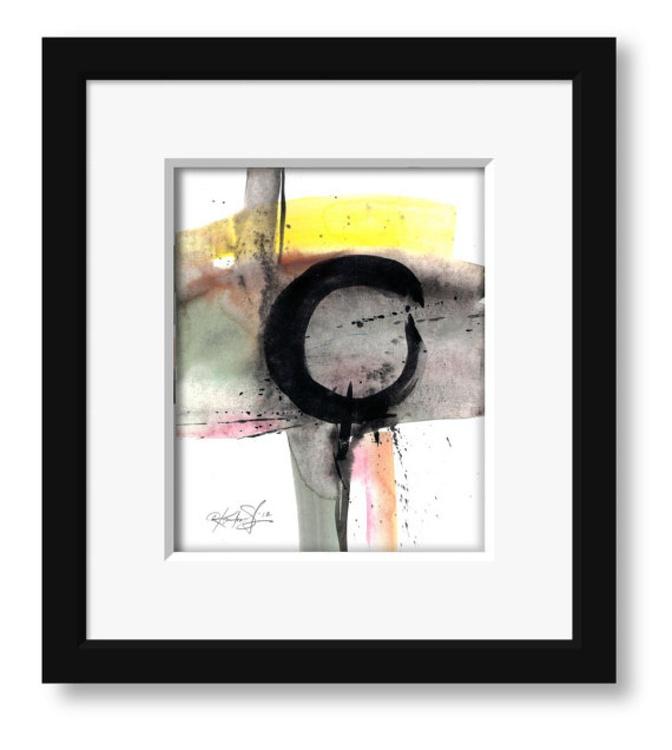 Enso Abstraction Series . No.109 - Image 0