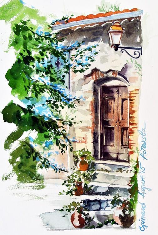 A Door in Grimaud - Image 0