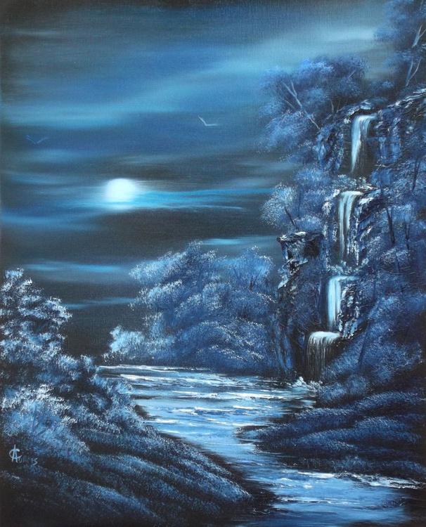 Moonlight Cascades - Image 0