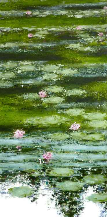 Lilies at Chartwell -