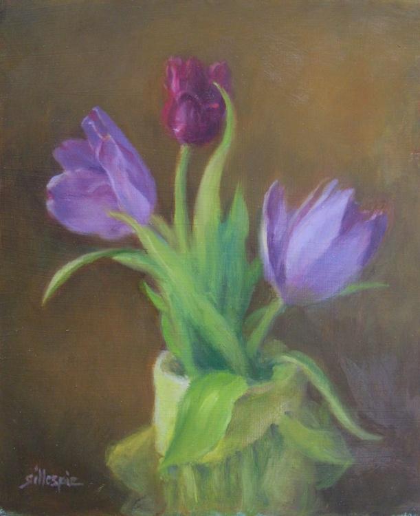 April Flowers - Image 0