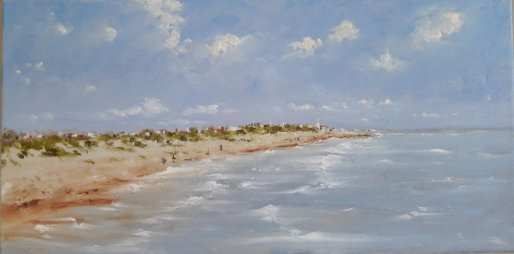 Southwold Beach Late Summer - Image 0