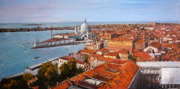 Venice. Bird's-eye View - Image 0
