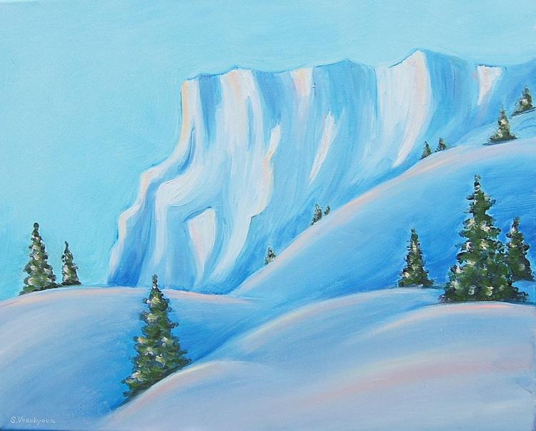 Snow muontain - Image 0