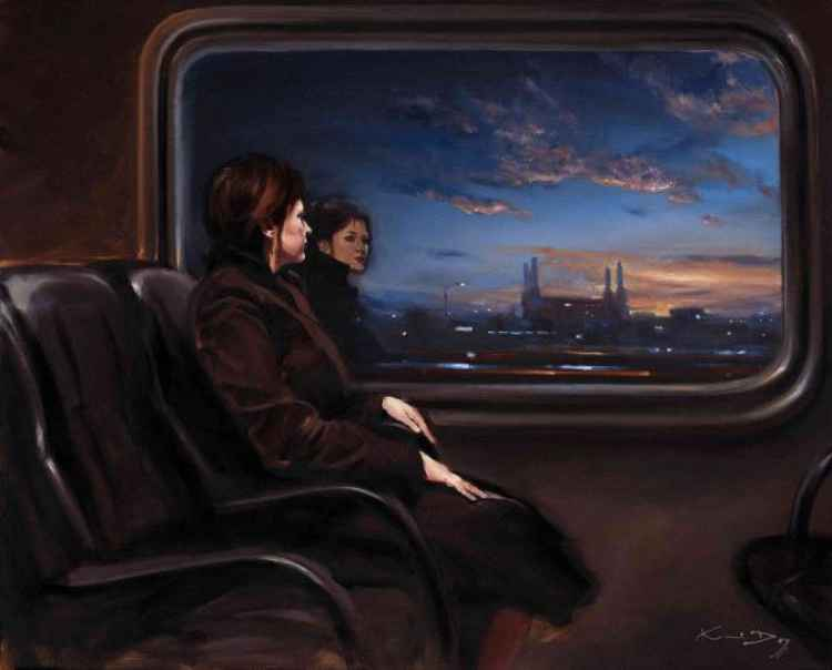 Train Dreaming -