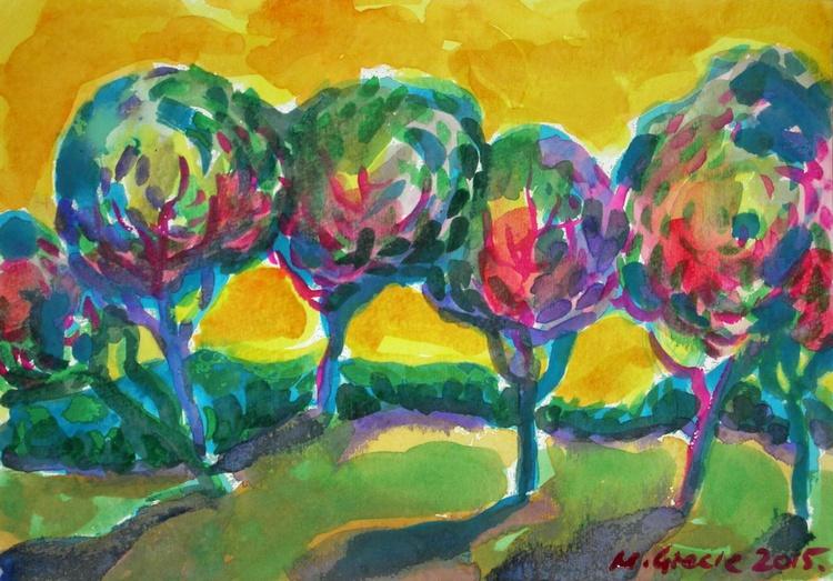 Apple trees - Image 0