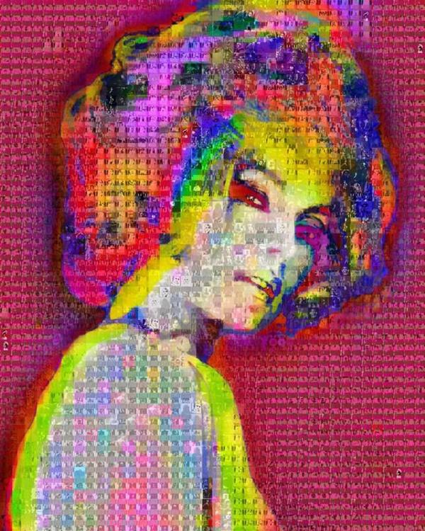 Eva Collage - Image 0