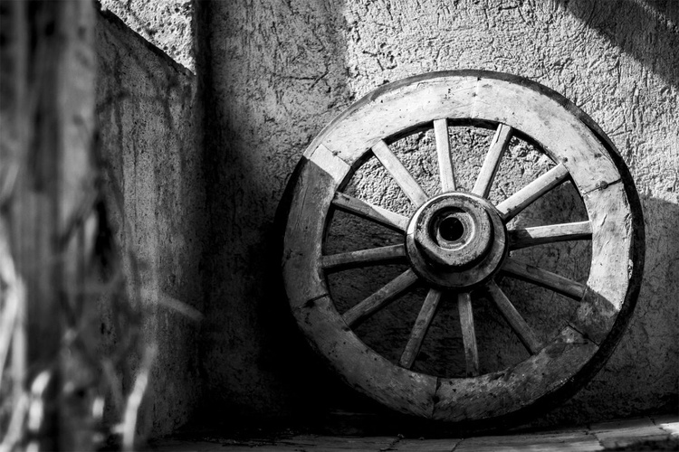 Simply the wheel, and that's it! - Image 0