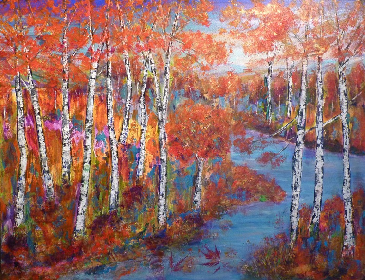 Autumn Glory II - Image 0