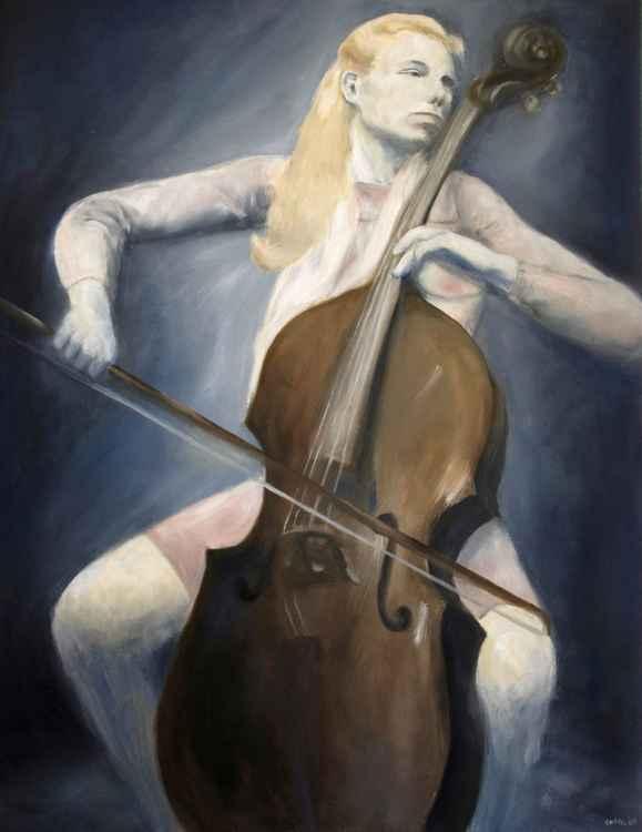 Jacqueline du Pre, Cellist -