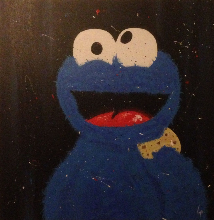 Cookie Monster - Image 0