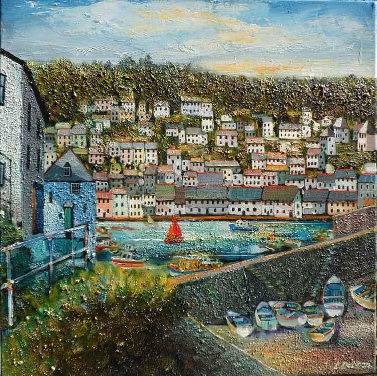 Polperro Cornwall -