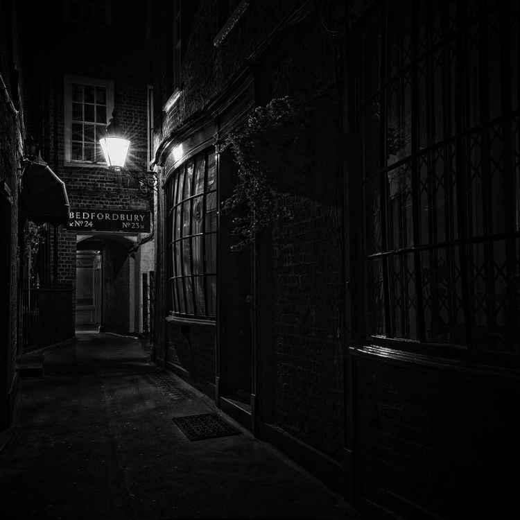 Fishers Alley II -