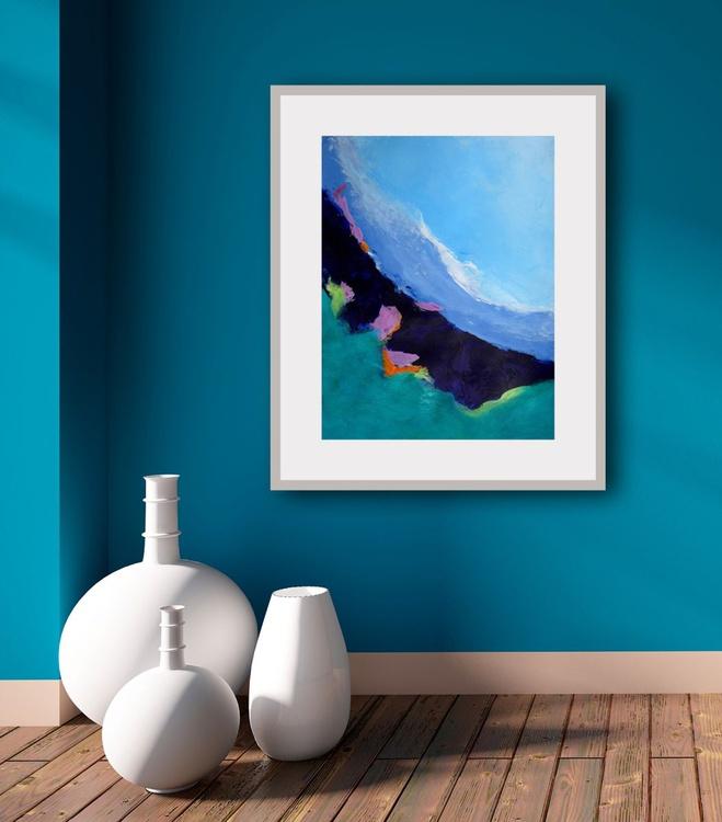 "Sea Change. 16"" x 20""/ 41x 51cm - Image 0"