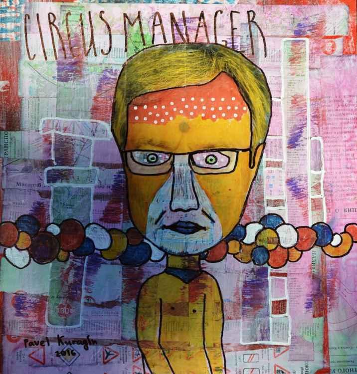 Circus manager