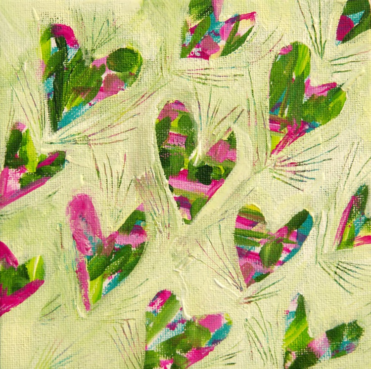 The Leafy hearts #1 - Image 0