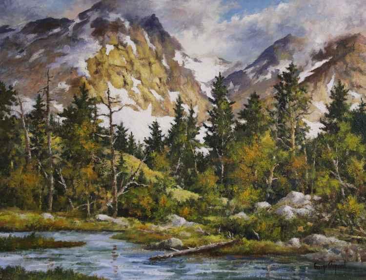 Alaskan Spring -