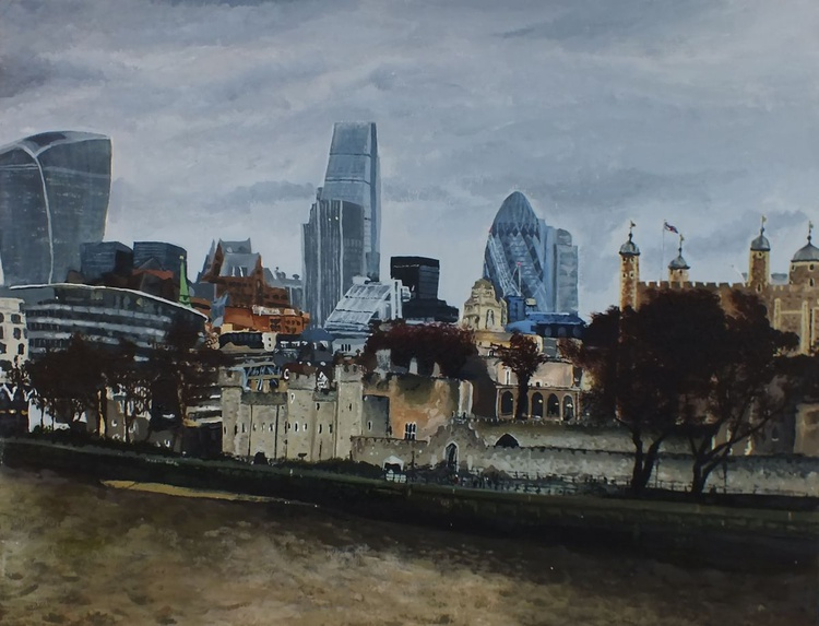 View from Tower Bridge - Image 0