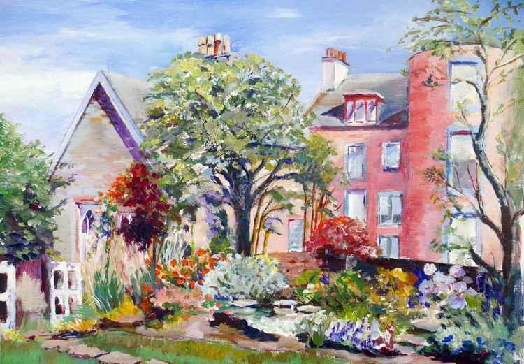 Artist's Garden -