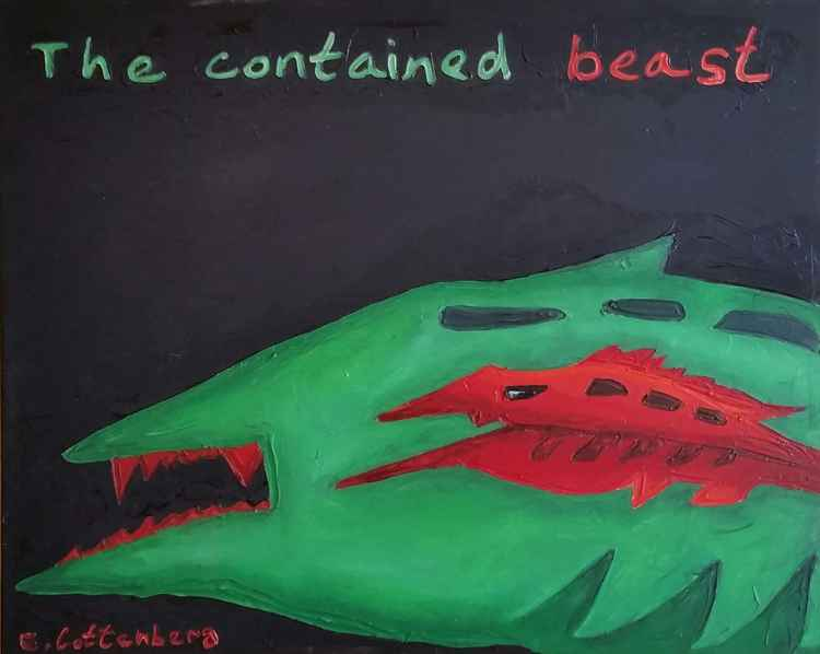 The contained beast