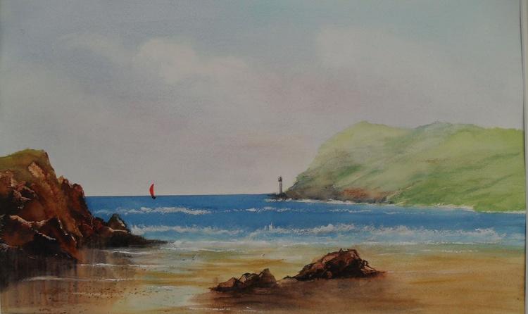 Sun, Sea & Sand. - Image 0