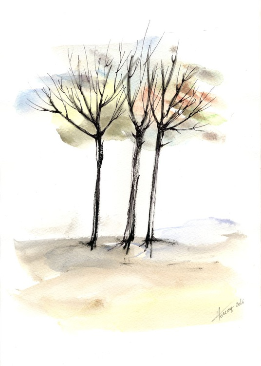 Autumn trees 3 - Image 0