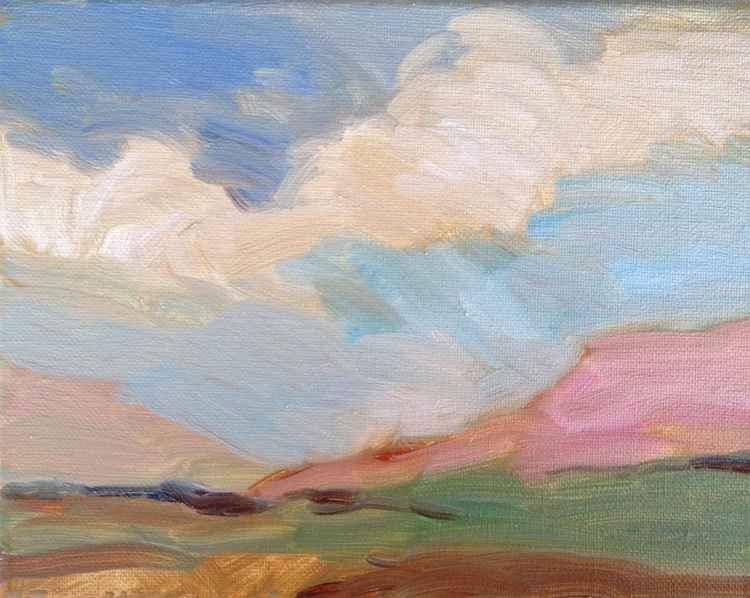 Pink Butte -