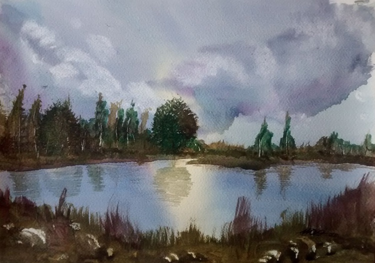 Gentle lake - Image 0