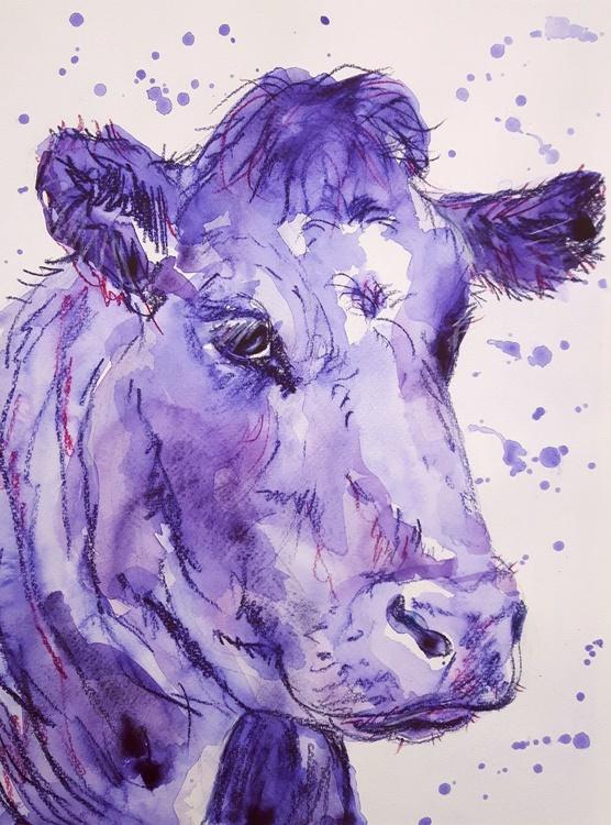 """""""Miss Purple"""" - Image 0"""